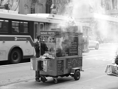 NYC noir et blanc 048
