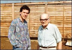 1988: me and Joe Knott