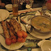 Food in Cafe