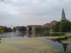 DSC01233.JPG (kaffeeringe) Tags: park wasser ufer rathaus kiel kleiner opernhaus kleinerkiel frde hiroshimapark