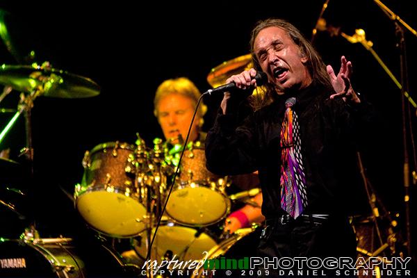 Steve Walsh - Kansas – Düsseldorf, Philipshalle – 24.10.2009