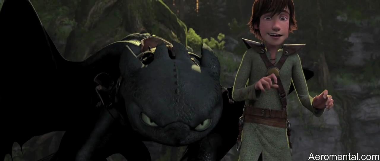 Cómo entrenar a tu Dragón 34