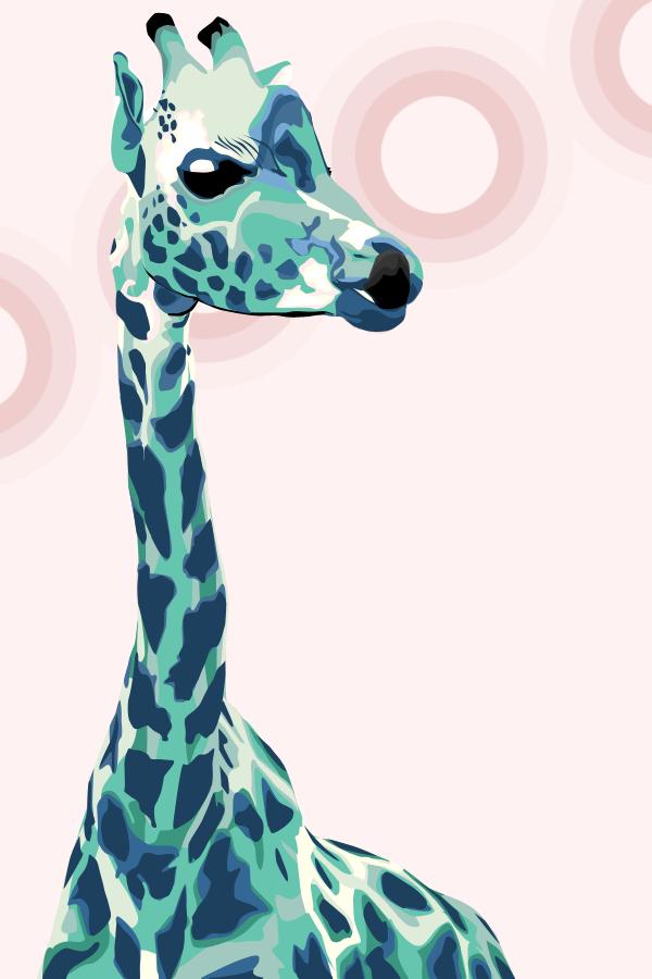 giraffe copy