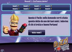 Buzz! The Friend Quiz - Facebook