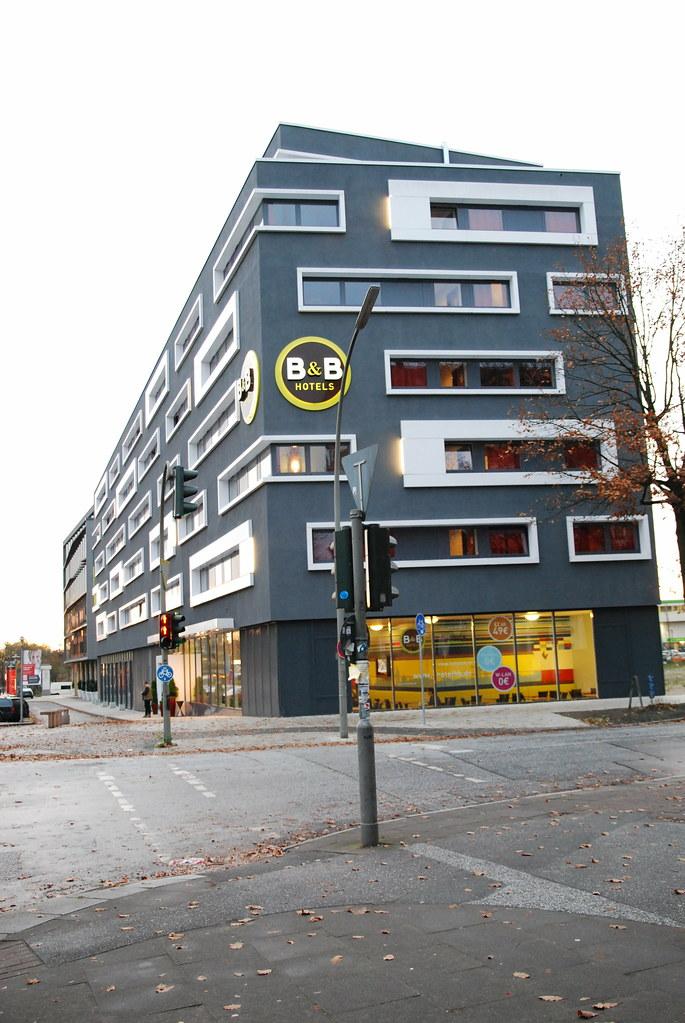 B&B Hotel in Hamburg Altona