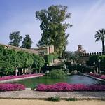 Córdoba: Alcázar de los Reyes Cristianos.