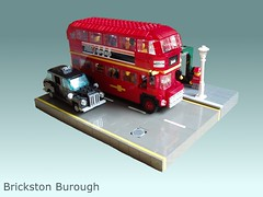 London Routemaster bus (1)