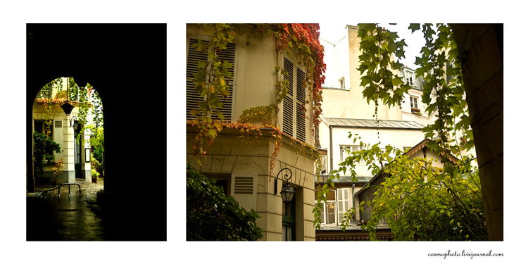 Paris. Marais.