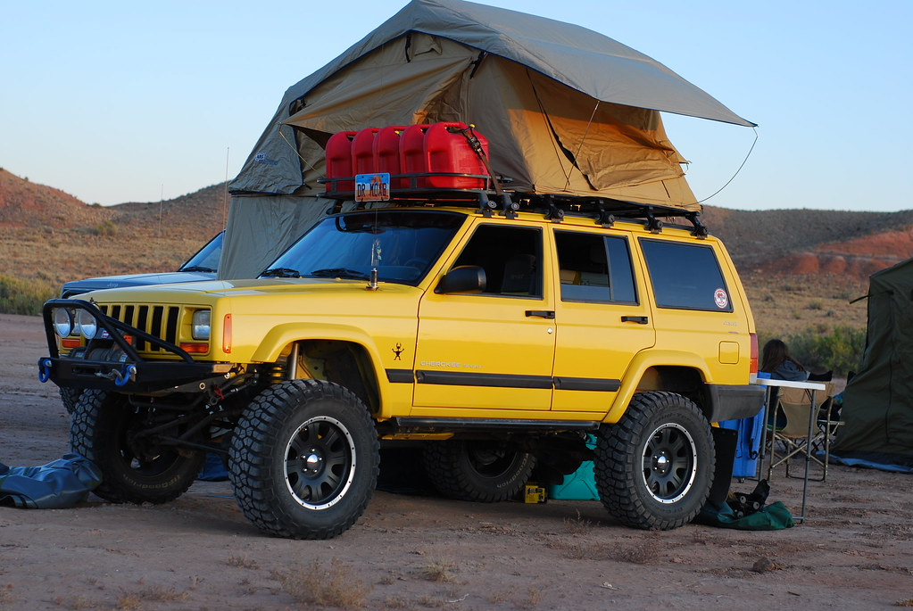 Q about Sleepin in the jeep (c&ing not homeless) [Archive] - NAXJA Forums -- North American XJ Association & Q about Sleepin in the jeep (camping not homeless) [Archive ...