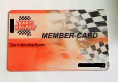 Kart-Palast Membercard