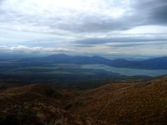 The decent of Tongariro (anderchris) Tags: newzealand mountain landscape tongariro hdr