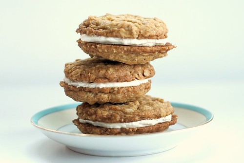 Oatmeal Cream Sandwiches