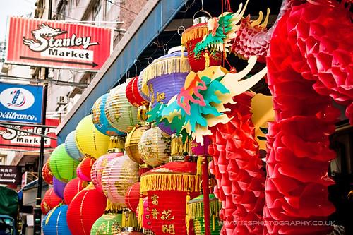 Stanley Market Hong Kong