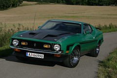 1971 Boss Mustang