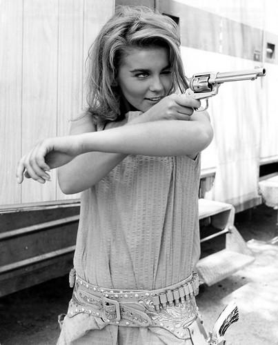 Ann-Margret revolver