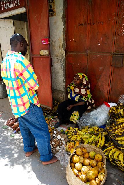 Market in Mombasa II