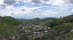 At Kundalila falls