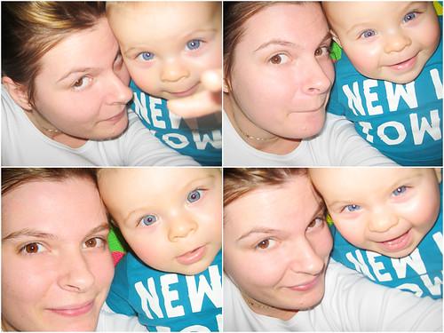 Der Beebie und seine Mama