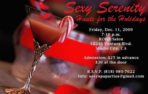 Sexy Serenity invite