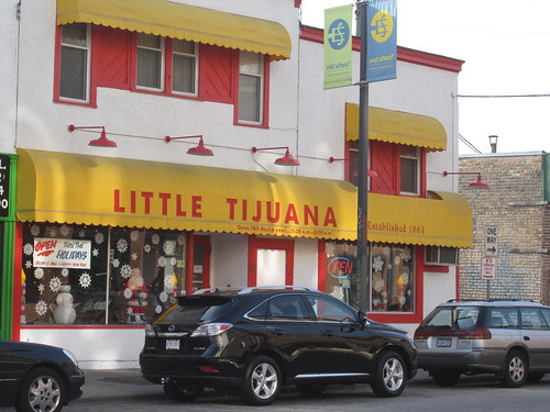Little Tijuana Restaurant