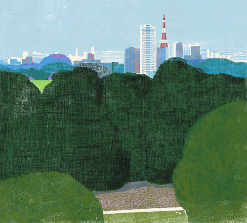Tatsuro Kiuchi on Ape on the Moon