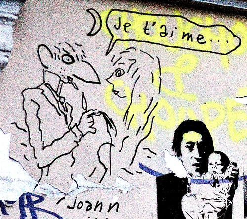 Gainsbourg par Joann Sfar