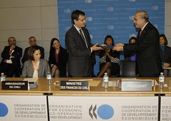 Chile invited to become a member of the OECD