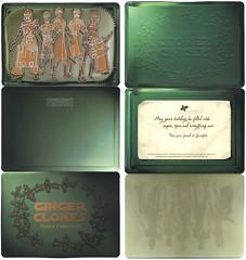 StarWarsXmas2009 - GINGER CLONES - CLONES DE JENGIBRE - la postal de tío George