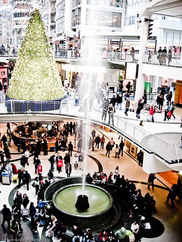 Eaton Centre - December18-5