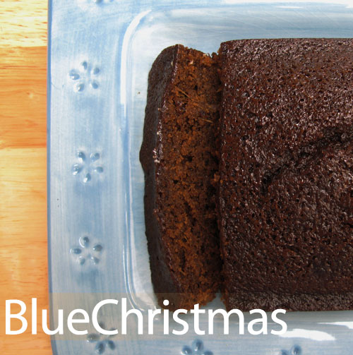 Steamed Gingerbread Pudding (with title)