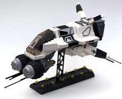 Taiidan Scout (1) (Chase Lewis [Vid]) Tags: pc ship lego space scout gaming scifi homeworld moc starfighter taiidan foitsop