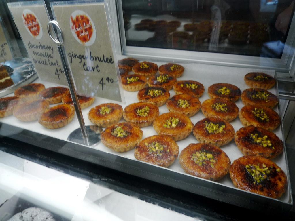 Bourke Street Bakery tarts
