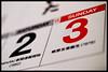 Celebrating three years of Flickr! (Eric Flexyourhead) Tags: birthday red 3 black thanks japanese three flickr thankyou calendar bokeh anniversary celebration kanji flickrversary third characters celebrate zd 35mmmacro35 35mmmacrof35 olympuse3