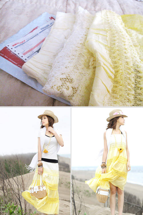 yellow-long-skirt-online-shopping