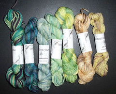 Intention Yarns - December