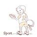 sport (football)