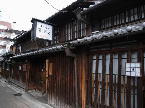 昔の芸妓町「元林院町」を歩いてみました@奈良町