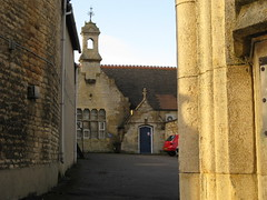 Bluecoat School, St Peter's Hill, Stamford