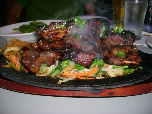 Kalbi @ Side Street Inn