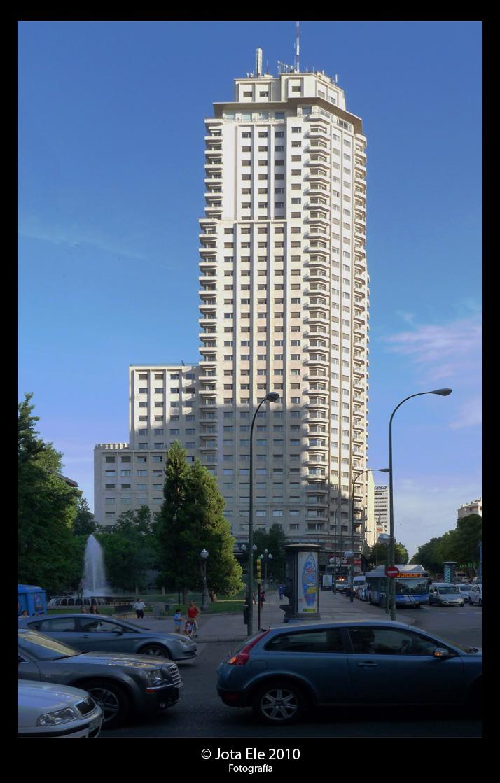 Torre de Madrid II