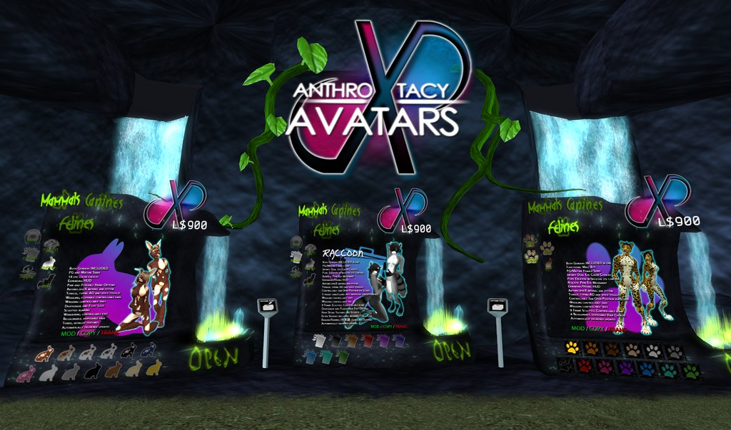 AnthroXtacy, Magasin d'avatar Furry. 4302978845_fc10c7eb60_b