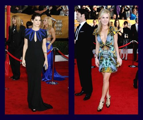 Best Surprises: Sandra Bullock and Anna Paquin