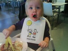 Lunchbesök på IKEA
