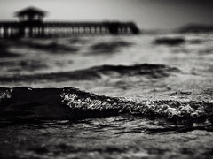 .until the last momenT (27147) Tags: ocean bridge sea island 50mm pier voigtlander wave olympus foam bubble f11 ep2 27147