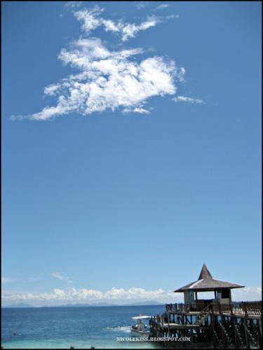 sipadan island view