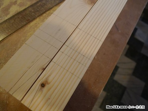 木工 床邊櫃-10