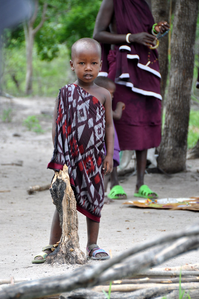 Day 9 - Life in a Masai Village