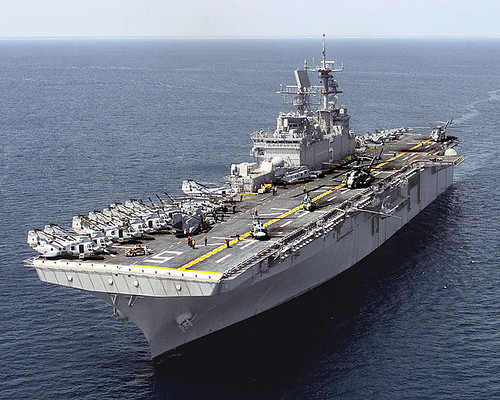 USS Bataan