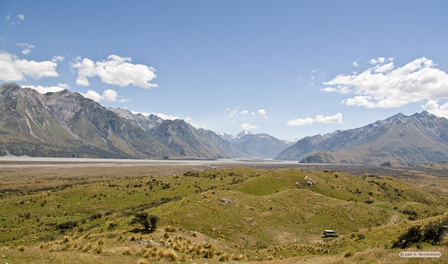 The View from Edoras