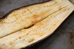 Eggplant - Cut